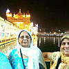 At Golden temple, Amritsar