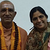 With Swami Niranjan Of Bihar School Of Yoga