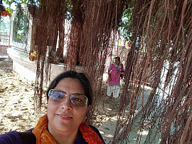 Under Akshay Vriksha, Kurukshetra