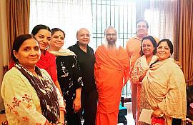 after a Bhagavadagita Class
